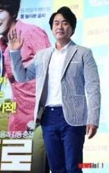 배우 이병준, '백프로 많이 사랑해주세요'