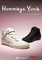 프로스펙스, 김연아 헌정 신발 'Hommage Yuna' 예약 판매