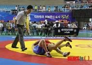 김천, 레슬링 세계선수권대회 선발전 27일 '팡파르'