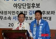 김태남 울주군수 후보 사퇴…무소속 서진기 후보 지지