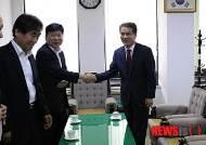 박종훈 당선인, 전교조·교총·한교조·교육노조 방문