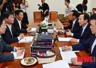 여야 의원들 세월호사건 입법 TF 회의