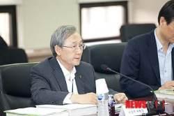 국가과학기술심의회 주재하는 이장무 위원장