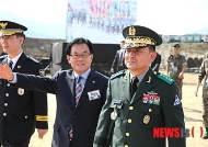 칠곡, 낙동강전투 전승기념식 참석한 이순진 제2작전사령관