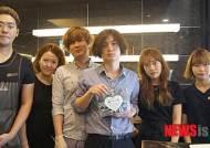 양산 자영업자, 저소득층 아동 디딤 씨앗 통장 후원