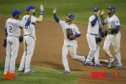 [MLB]'돌풍' 캔자스시티, 적지서 챔피언십시리즈 2연승
