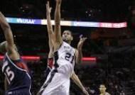 [NBA]샌안토니오, 애틀랜타 상대로 홈 17연승