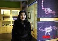 경복대 조윤형 교수 '한글' 디자인한 공룡 전시회