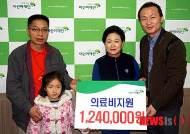 초록우산, 치아우식증 아동에 의료비 전달