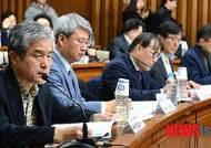 연금개혁 관련 진술하는 배준호 원장