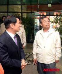 대전 대덕테크노밸리 찾은 새누리당 중소기업.소상공인특별위원회