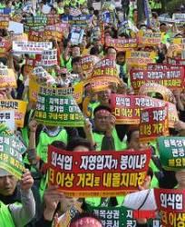[자영업 위기 해법은?]①강원 자영업자 비율 '전국 1위'