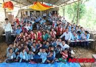 굿네이버스 네팔 재건·복구사업 지원규모 상향