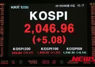 [마감시황]코스피, 'FOMC호재' 해외증시 급등으로 2050선 회복 눈앞