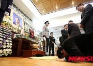 'YS 서거정국' 나흘째…정의화 국회의장 등 조문