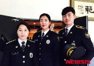 한국 체육 빛낸 '영웅들'…이젠 민생치안 책임진다
