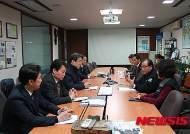 """주영섭 중기청장 """"개성공단 입주기업 특별자금 지원할 것"""""""
