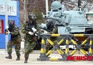 최강 전투력 예비군, 대한민국을 지킨다