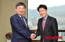 [본사내방]김후곤 대검찰청 대변인