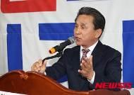이강수 예비후보 선거사무소 개소식, 오성택 고창군재경회장