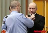 '77명 학살' 노르웨이 테러범 브레이비크, 정부 상대로 인권침해 소송