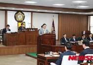 """김성만 합천군의원 """"동부종합유통센터 건립해야"""""""