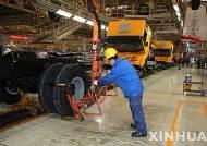 """""""중국 성장률 1~3월 6.6%로 감속 예측"""" 닛케이 QUICK"""