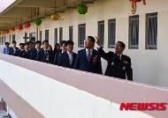 권영문 창원지방법원 통영지원장 통영구치소 방문