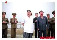 北 김정은, 당대회 이후 여섯번째 '민생 행보'…안과병원 건설장 시찰
