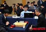 신중한 이세돌과 구리 9단, 21회 LG배 조선일보 기왕전