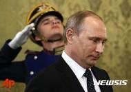 미국 초강대국 인정한 푸틴 러시아 대통령
