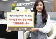 [중금리 시장 뜬다]KB국민카드, 업계 첫 중금리 대출 출시…금리 세분화