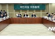 [종합]국민의당 비대위 인선…원외·취약지역 안배