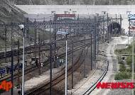 유로스타, 파리 역서 방화로 운행 중단