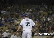 [MLB]류현진, 60일짜리 '부상자명단'행…9월 이후나 복귀