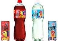 웅진식품 '815 콜라·사이다' 출시…탄산음료 시장 출사표