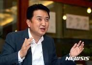 """김영환, 대선 양자 구도론 일축…""""3자 필패론 총선 때 무너져"""""""