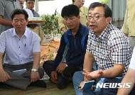 이정현, 주말도 반납하고 연일 '민생 행보'