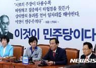 """우상호 원내대표 """"미지도자들, 남한 핵무장론에 실소"""""""