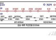 경강선 성남~여주 복선전철 24일부터 본격 운행