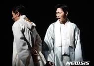 열연하는 배우 김민종-이동하