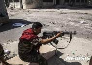 'IS와의 전쟁' 진행되는 리비아 시르테