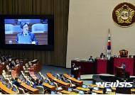 김재수 장관 해임건의안 표결 막기위한 국무위원 필리버스터
