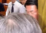 """국민의당 """"與김영우 감금, 특수감금·공무집행방해"""""""