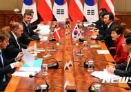 한국-덴마크 정상회담