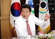 안상수 창원시장, 개헌과 함께 지방행정체제 개편 논의