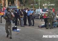 케냐 주재 미 대사관 외곽서 괴한 흉기 난동
