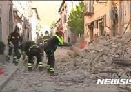 """외교부 """"이탈리아 지진, 우리 국민피해 현재까지 없어"""""""