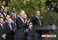 바이든, 민주당 차기지도자 불출마 선언 ..전국위원장 경선 안나가