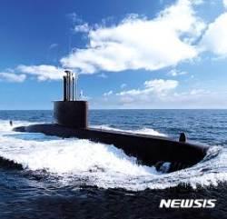 차세대 국산 잠수함 장보고함 3번함 건조 착수